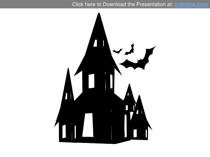 Halloween Cliparts for PowerPoint