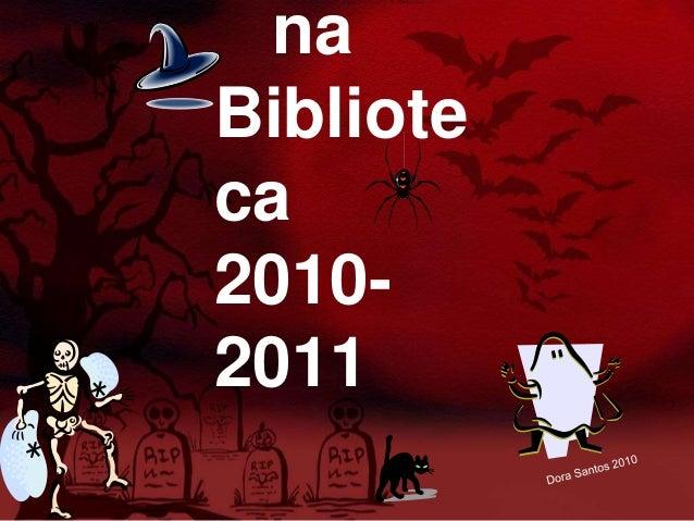 na Bibliote ca 2010- 2011