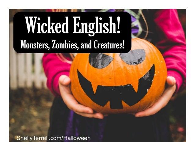 wicked englisch