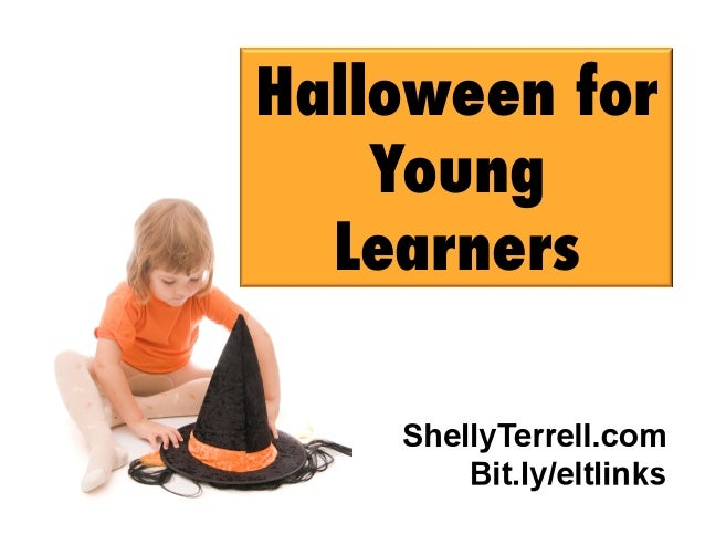 Halloween for Young Learners