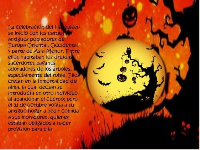 6 la celebracin del halloween - Halloween Dia