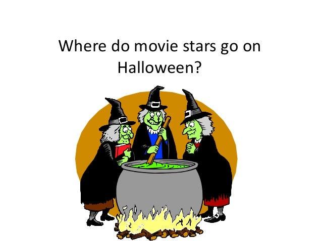 Halloween joke show1