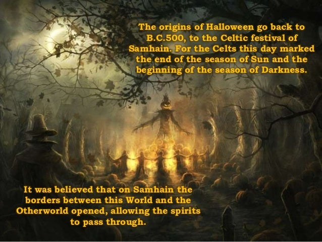 2 the origins of halloween go - Where Halloween Originated From