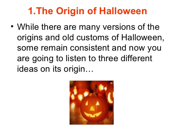 the origin of halloween origin of halloween - The Meaning Behind Halloween