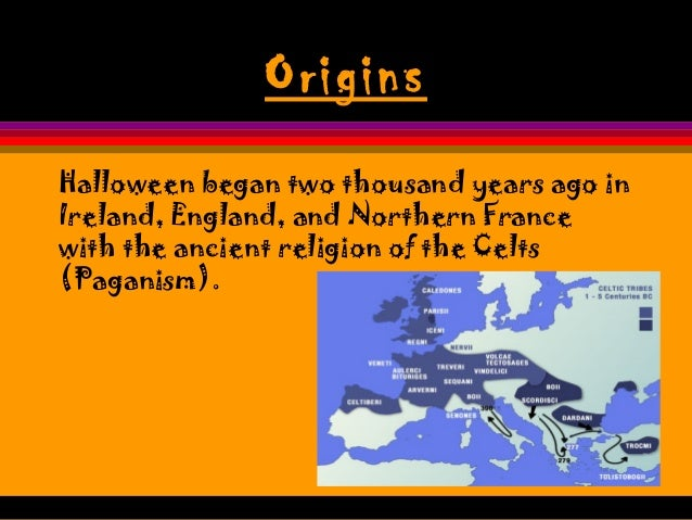 origins halloween - Where Halloween Originated From