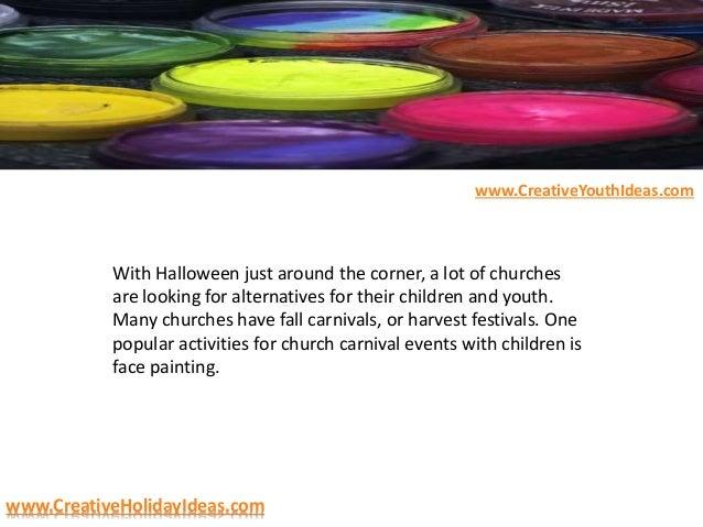 Halloween Party Ideas Face Paint Recipe