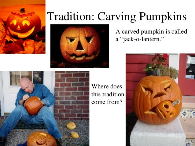 tradition - Where Does The Halloween Celebration Come From
