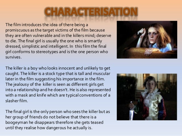 an analysis of halloween a groundbreaking film With halloween close by, let's  interview with the vampire  it's difficult to determine whether director tony scott wanted to present a groundbreaking lesbian.