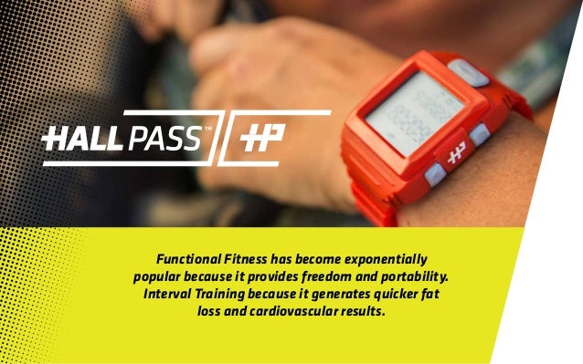 Functional Fitness has become exponentially popular because it provides freedom and portability. Interval Training because...