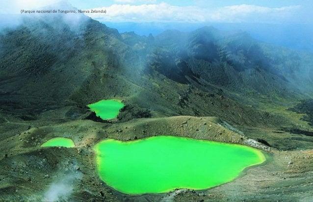 (Parque nacional de Tongariro, Nueva Zelanda)