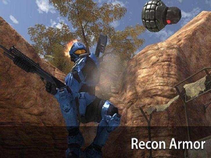 Halo 3 Armors Slide 2