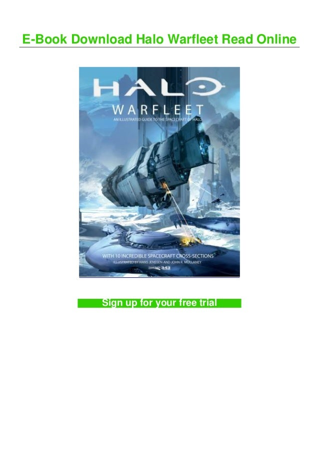 E-Book Download Halo Warfleet Read Online Sign up for your free trial