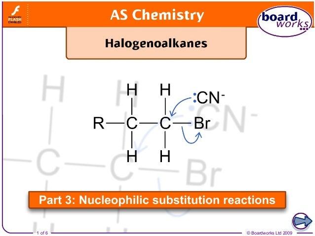Halo alkanes & Haloarenes