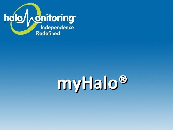 myHalo®