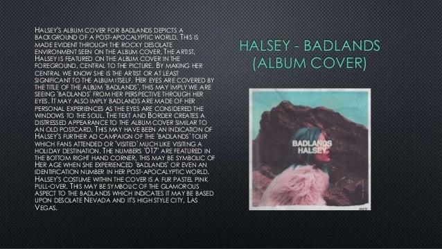 Album Review Halsey Badlands: A2 Media Studies