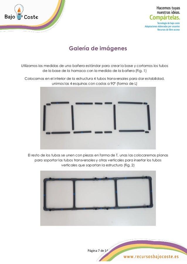 Página 7 de 14 Página 7 de 14 Galería de imágenes Utilizamos las medidas de una bañera estándar para crear la base y corta...