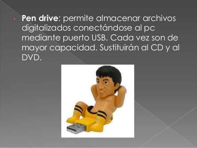 • Buses: son el medio físico para transportar la información de un elemento a otro. Son las neuronas del PC.
