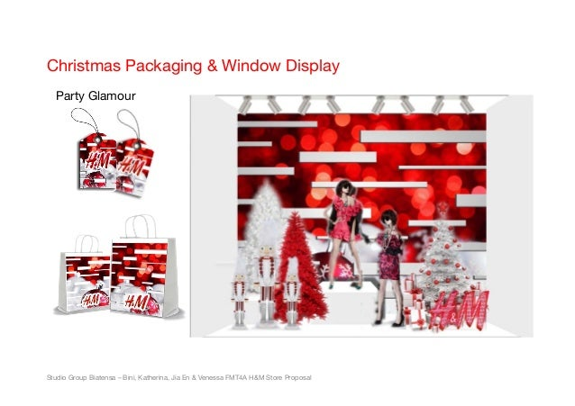 christmas packaging - Hm Christmas