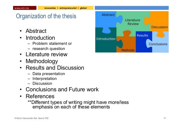 thesis findings and discussion The results section is not for interpreting the results in any way that belongs strictly in the discussion section you should aim to narrate your findings without trying to interpret or evaluate them, other than to provide a link to the discussion section for example, you may have noticed an unusual correlation between two.