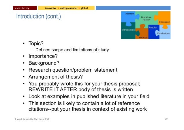 tips on organizing your thesis Awesome application essays: how to organize an essay  for example, after the  thesis statement above, you might go on to explain who in your family was a  police officer, and  remember those ideas you brainstormed and wrote down.