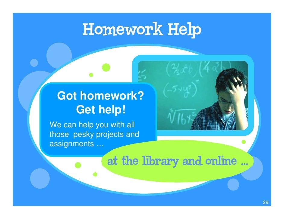 Hamilton public library homework help