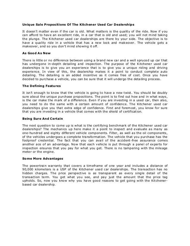 Kitchener Car Dealerships >> Kitchener Used Car Dealerships