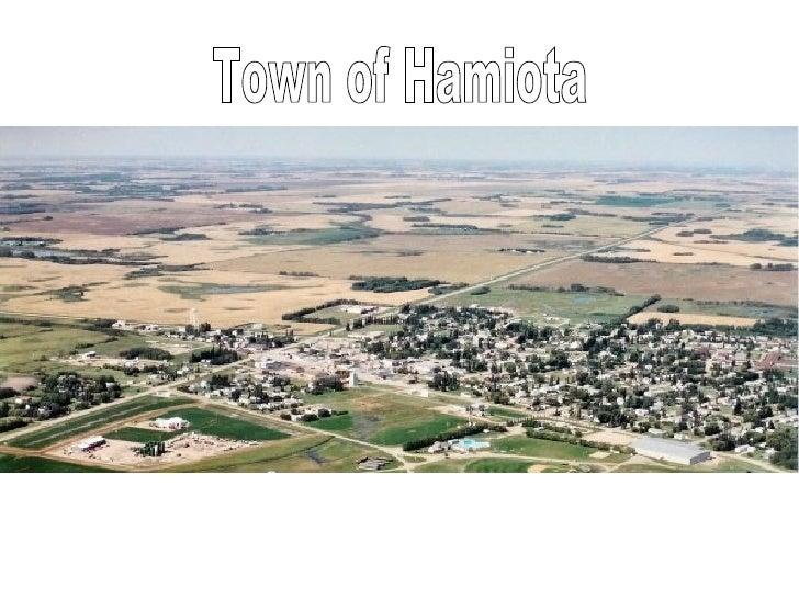 Town of Hamiota
