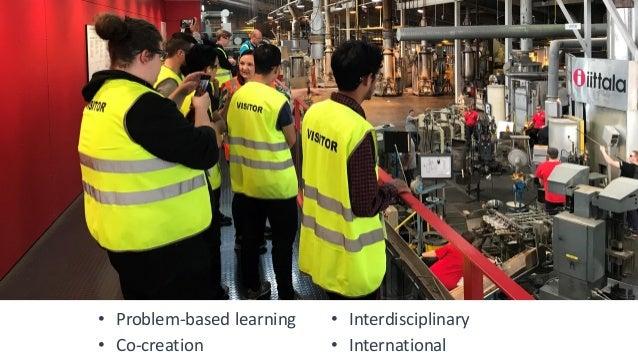 The Pedagogical model at HAMK Design Factory: Kunnari et al. 2019 Co-creation pedagogy from cSchool towards HAMK Design Fa...