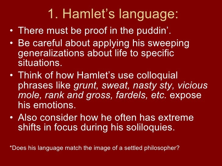 hamlet discussion Hamlet: a novel discussion guide hamlet: a novel discussion guide use the questions in this guide to discuss the psychological complexity of john marsden's hamlet , a novel about the shakespearean character.
