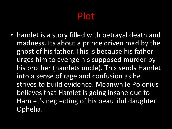 driven by the desire to avenge the death of a father in william shakespeares hamlet Incest and incestuous desire ghost of hamlet's father is what it appears difficulties as he considers killing his uncle claudius to avenge his father's death.