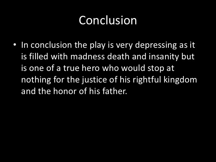 "an analysis of hamlets insanity An analysis of hamlet's ""antic disposition"" is hamlet mad a close analysis of the  play reveals that hamlet is straightforward and sane his actions and thoughts."