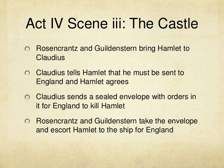 Full Character Analysis of Hamlet