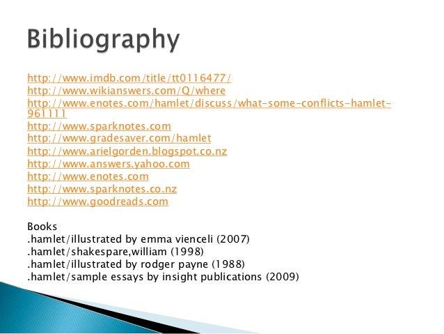 essay topics on hamlet