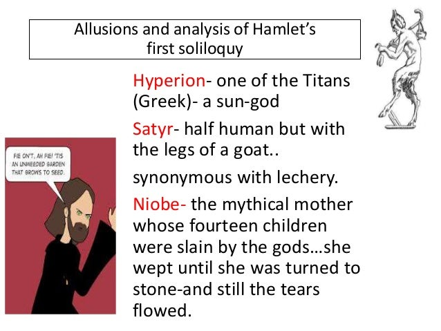 analysis on hamlets to be or To be or not to be the tragedy of hamlet, prince of denmark hamlet - act 3, scene 1 this is a great example of the power of a good speech the choice of words is particularly apt.