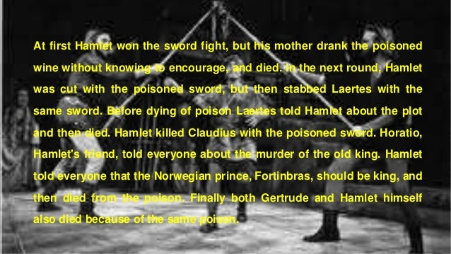 the curious case of gertrudes suicide in hamlet The playing gertrude trope as used in popular culture named for hamlet, prince of denmark's mother gertrude justified in the curious case of benjamin button cate blanchett (39) and brad pitt (44-45.