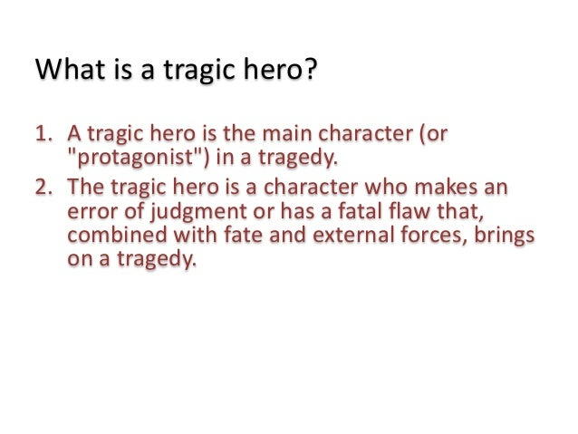 Othello a Tragic Hero