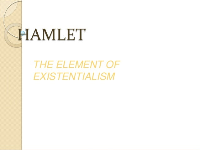an existentialist view of the world Existential therapy: a useful approach to trauma page 3 of 31 introduction a traumatic incident is a shocking and emotionally overwhelming situation in which an.