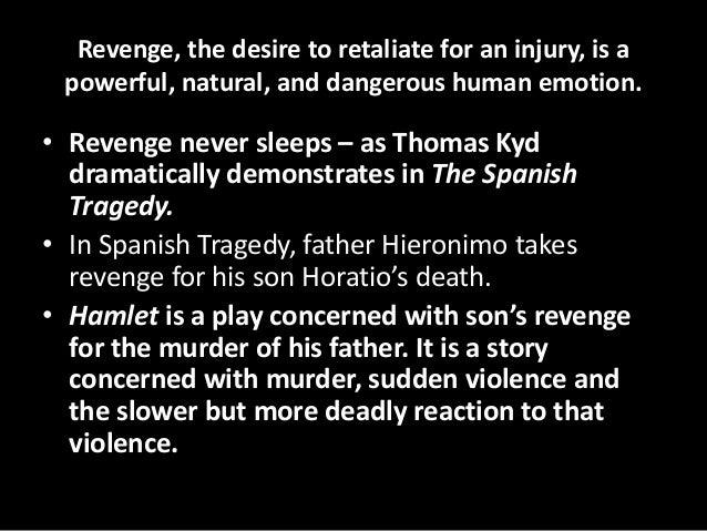 revenge in drama hamlet Revenge drama - download as pdf file (pdf), text file (txt) or read online.