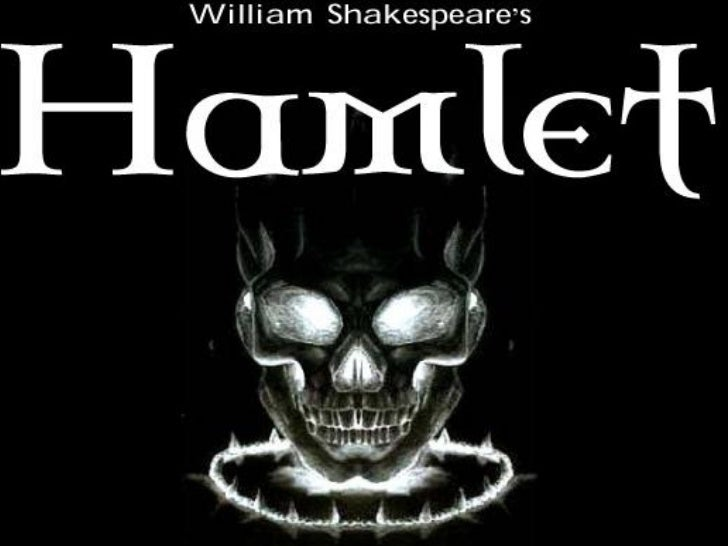 Watchman show the ghost of Hamlet's father to Horatio.
