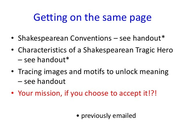 the characteristics of the shakespearean comedies Start studying 6 characteristics of a shakespearean comedy learn vocabulary, terms, and more with flashcards, games, and other study tools.