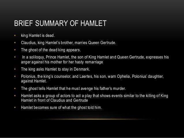 the similarities in the reactions of laertes and hamlet to anger in the play hamlet Watching his reaction to the drama the players will stage (ii, ii)  hamlet  observes that claudius is visibly upset by the play  students can analyze the  elements of tragedy in hamlet, comparing and  more in sorrow than in anger (i,  ii.