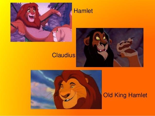 Hamlet and The Lion King Slide 2