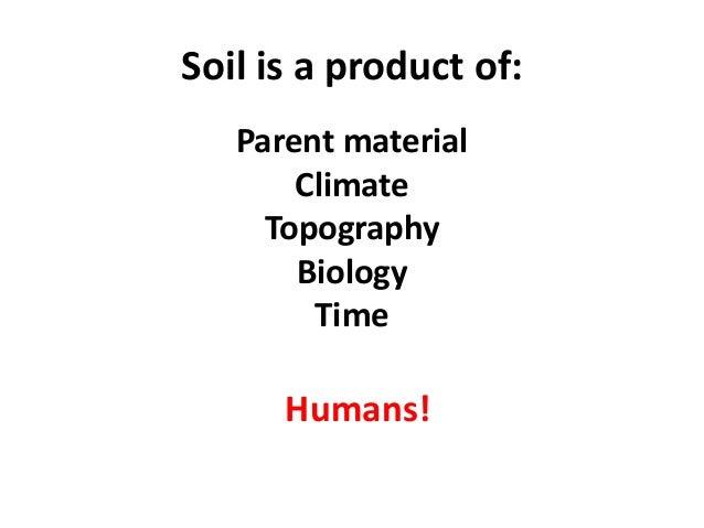 Hammemermeister origin of soil & its properties.acorn