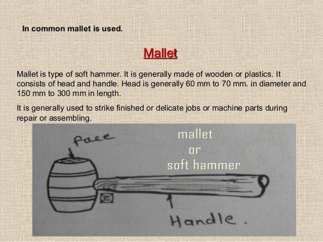 Types Ofhammers