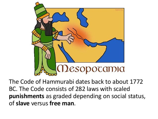 hammurabi punishments