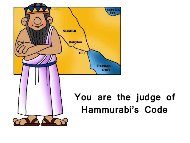 hammurabi the rule of righteousness The code of hammurabi [18th century bce] anu and bel called by name me, hammurabi to bring about the rule of righteousness in the land.