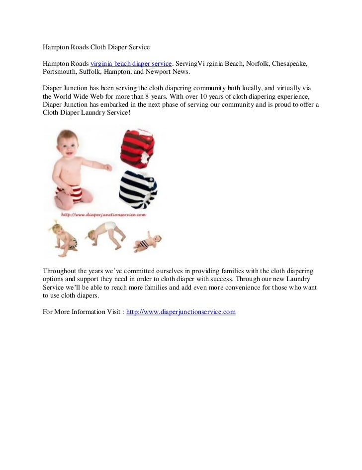 Hampton Roads Cloth Diaper Servicehampton Roads Virginia Beach Diaper Service Servingvi Rginia Beach Norfolk