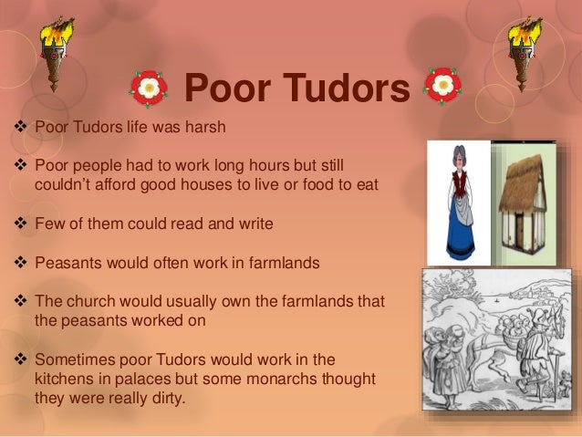 What Was Life Like In Tudor Times