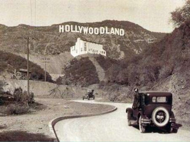 How Hollywood Came To Be  When one hears the word Hollywood, the first  thing that comes to mind is movies. There's a  rea...