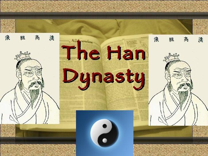 The Han Dynasty Comunicación y Gerencia Click to add Text